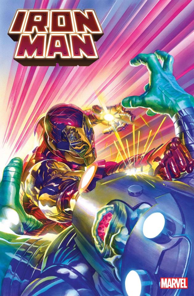 Iron Man #12