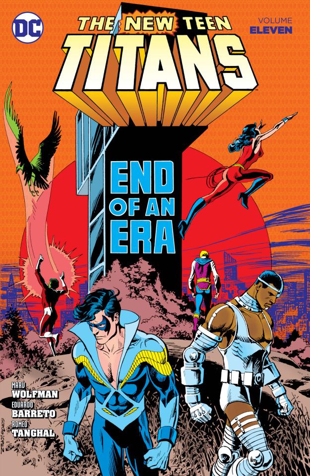 The New Teen Titans Vol. 11