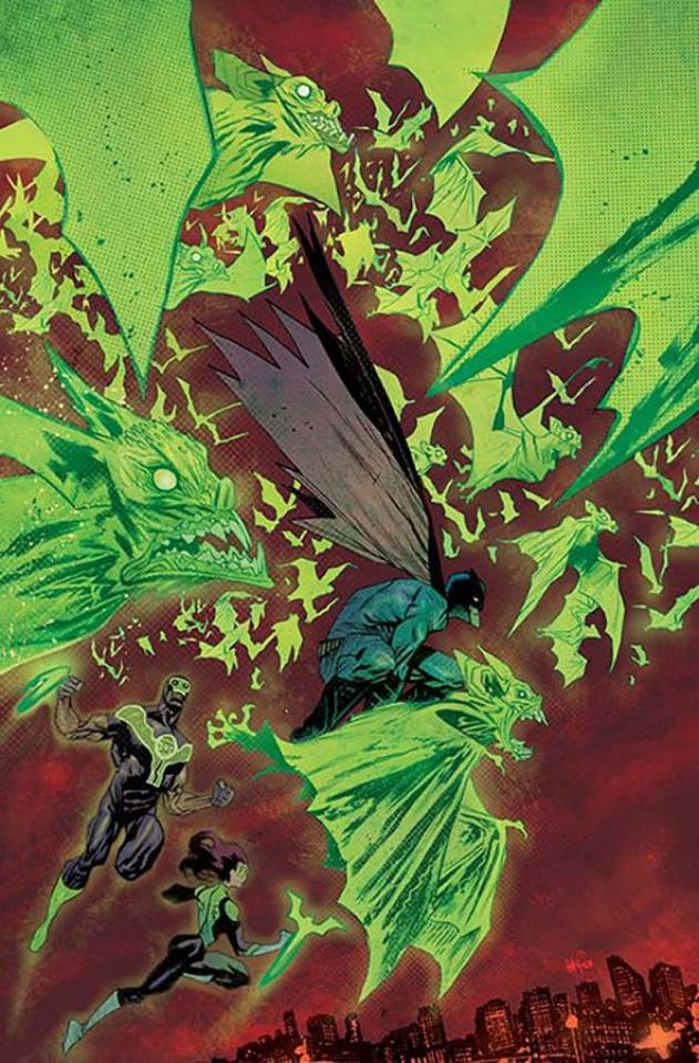 Green Lanterns #16