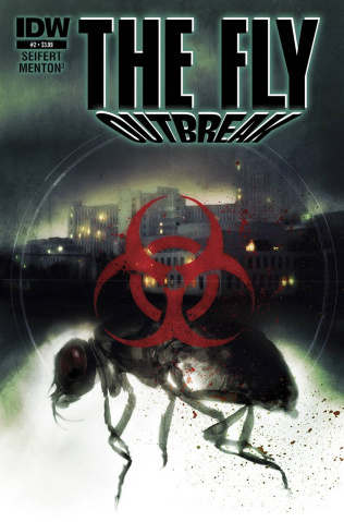 The Fly: Outbreak #2