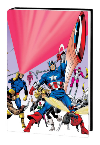 The Official Handbook of the Marvel Universe (Omnibus)