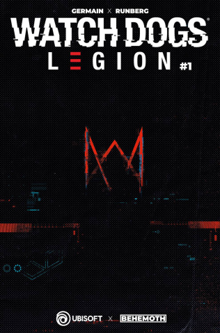 Watch Dogs: Legion #1 (Limited Edition Cover)