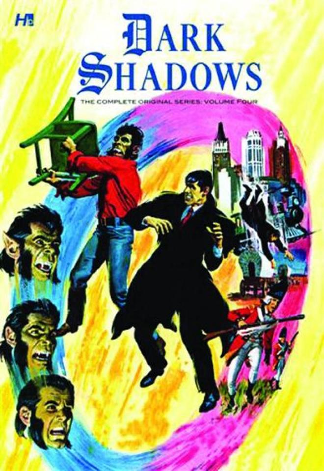 Dark Shadows: The Complete Series Vol. 4