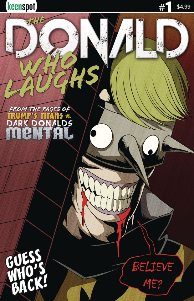 The Donald Who Laughs #1
