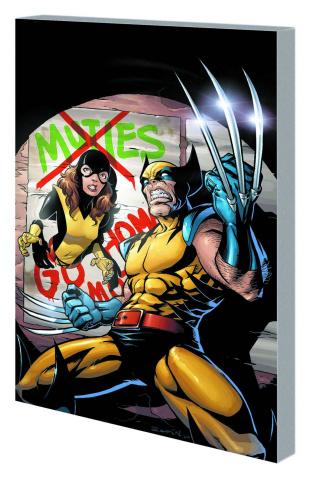 Wolverine Comic Reader #1