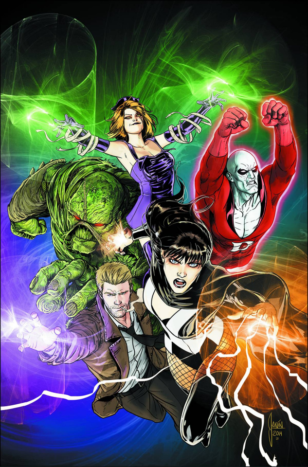 Justice League Dark Vol. 5: Paradise Lost