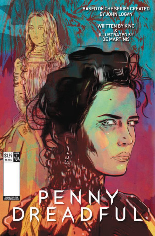 Penny Dreadful #4 (Lotay Cover)