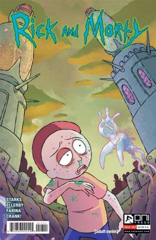 Rick and Morty #17