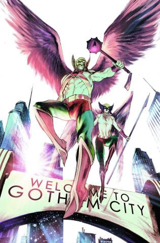 Convergence: Hawkman #1