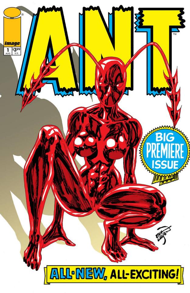 Ant #1 (Larsen Cover)