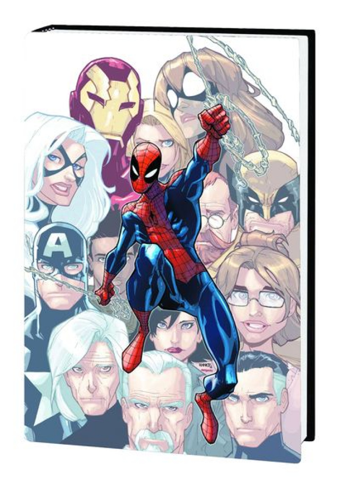 Spider-Man: Big Time Premiere Hardcover