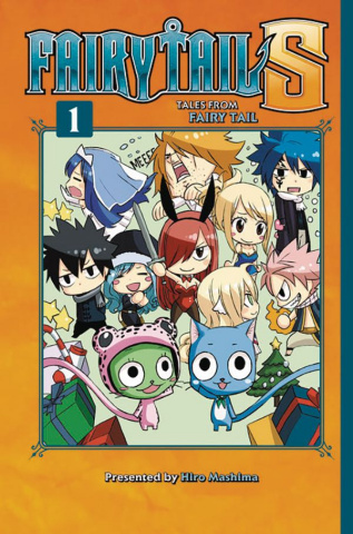 Fairy Tail S Vol. 1: Tales From Fairy Tail