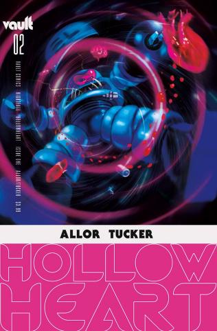 Hollow Heart #2 (Tucker Cover)