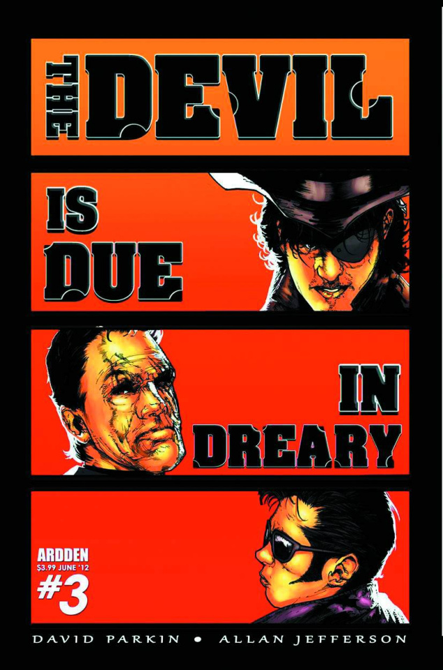 The Devil is Due in Dreary #3