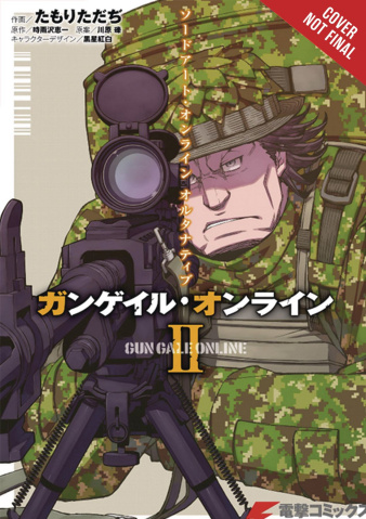 Sword Art Online: Alternative Gun Gale Vol. 2