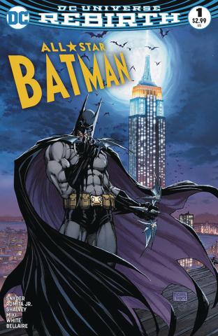 All-Star Batman #1 (Aspen Cover)