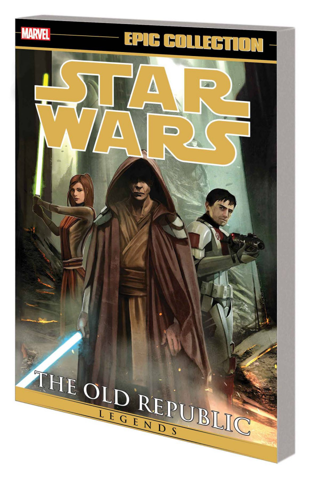 Star Wars Legends: The Old Republic Vol. 4 (Epic Collection)