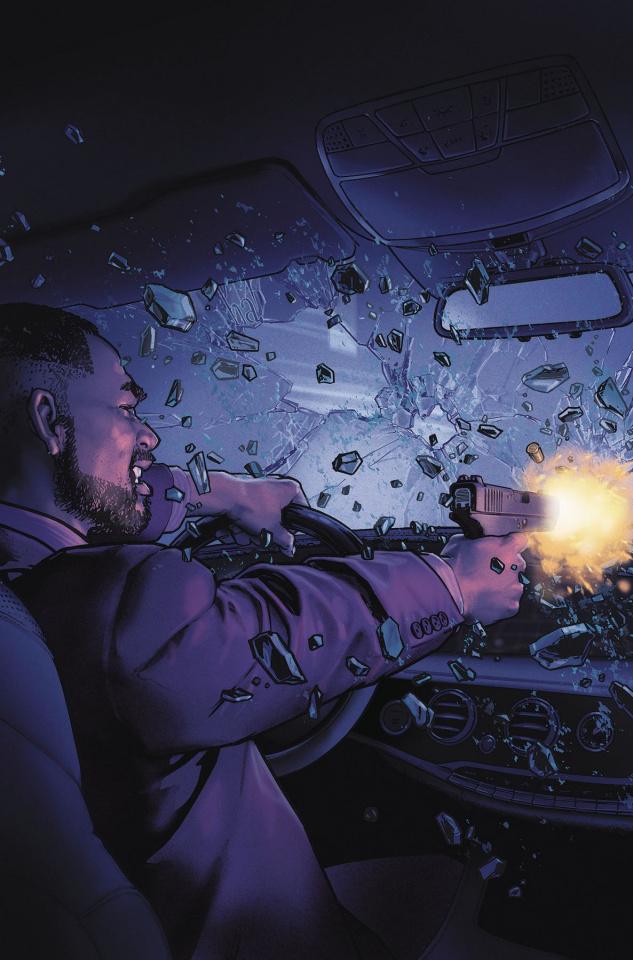 Wildstorm: Michael Cray #3 (Variant Cover)