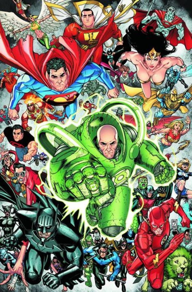 DC Universe: Online Legends Vol. 3