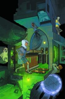 Gotham Academy: Second Semester #1 (Variant Cover)