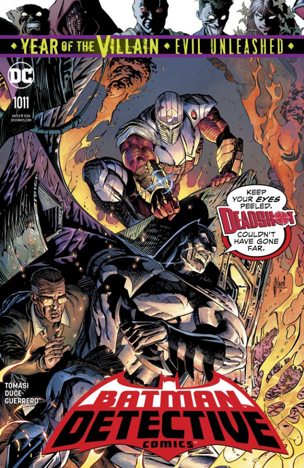 Detective Comics #1011 (Year of the Villain)