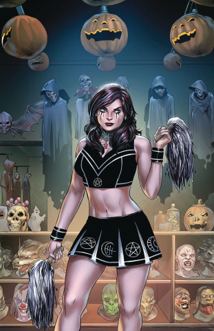 Grimm Tales of Terror 2019 Halloween Edition (Coccolo Cover)