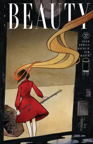 The Beauty #22 (Waldinger Cover)