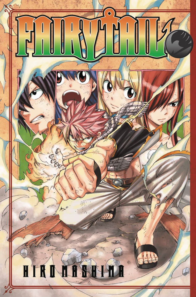 Fairy Tail Vol. 3 (Masters Edition)