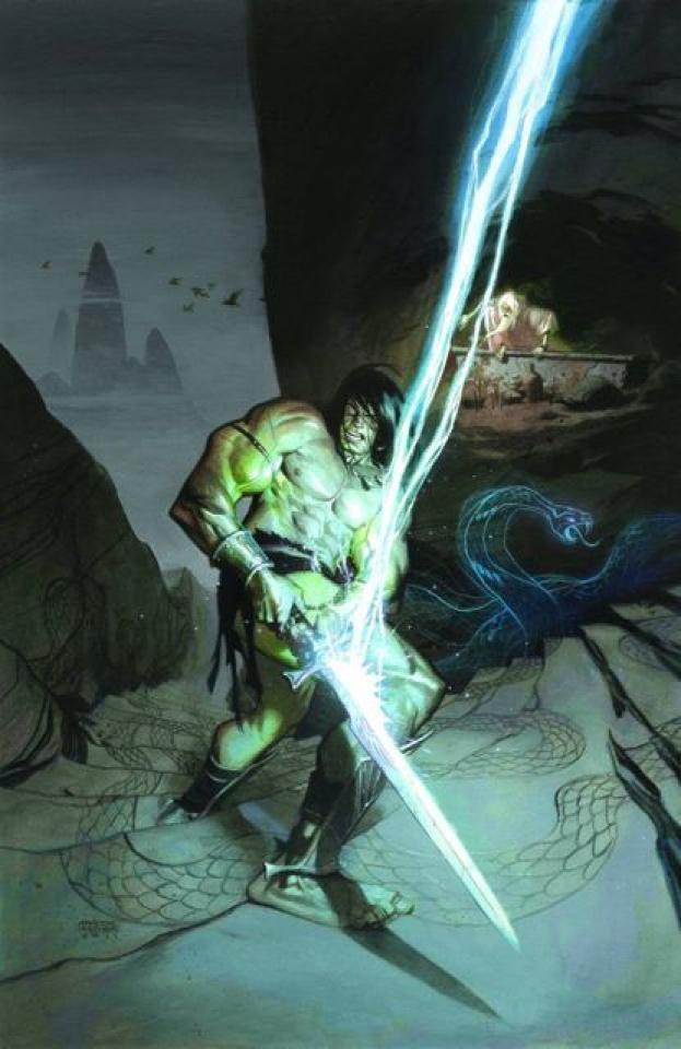 King Conan: Phoenix on the Sword #3