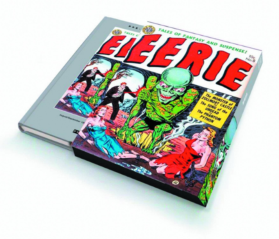 Eerie Vol. 2 (Slipcase Edition)