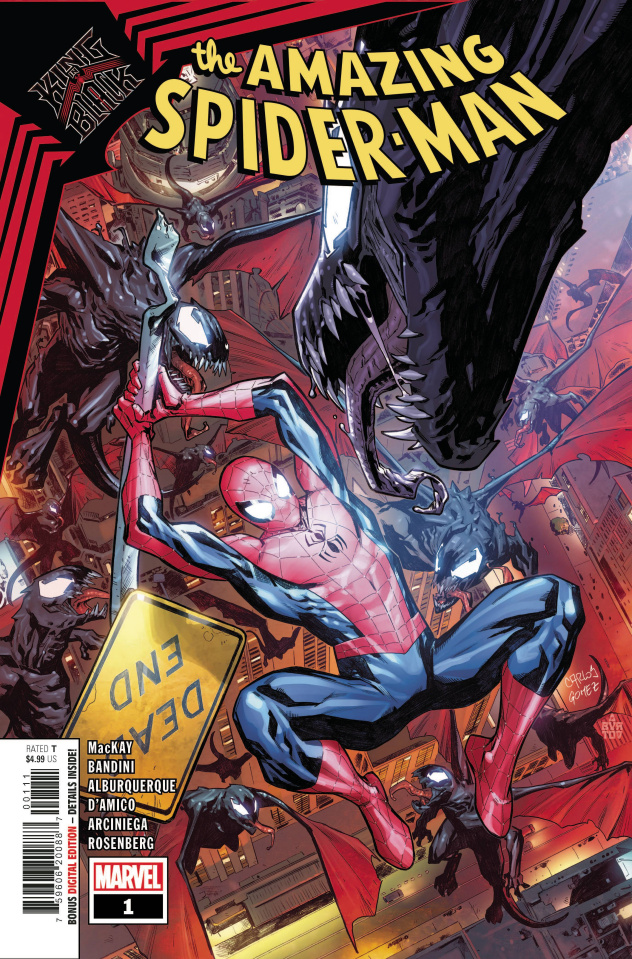 King in Black: Spider-Man #1