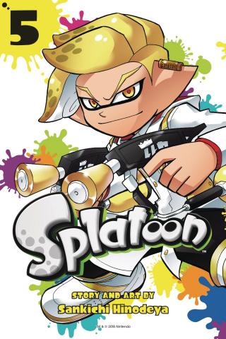 Splatoon Vol. 5