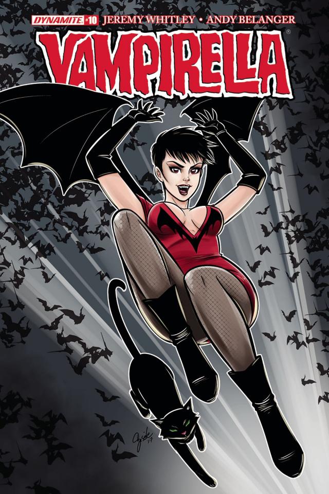 Vampirella #10 (Lagace Cover)