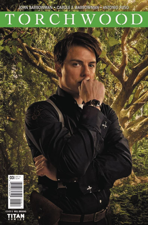 Torchwood #3 (Photo Cover)