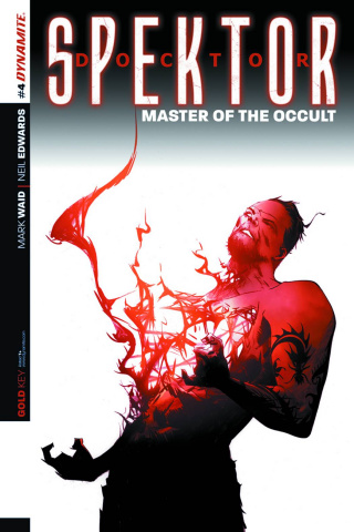 Doctor Spektor #4 (50 Copy Lee Cover)