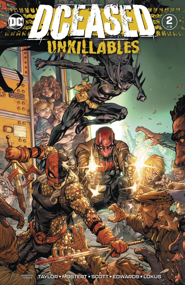 DCeased: Unkillables #2