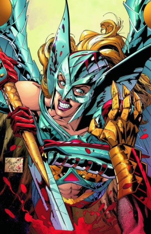 The Savage Hawkman #13