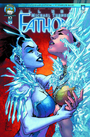 All New Fathom #6 (Cover A)