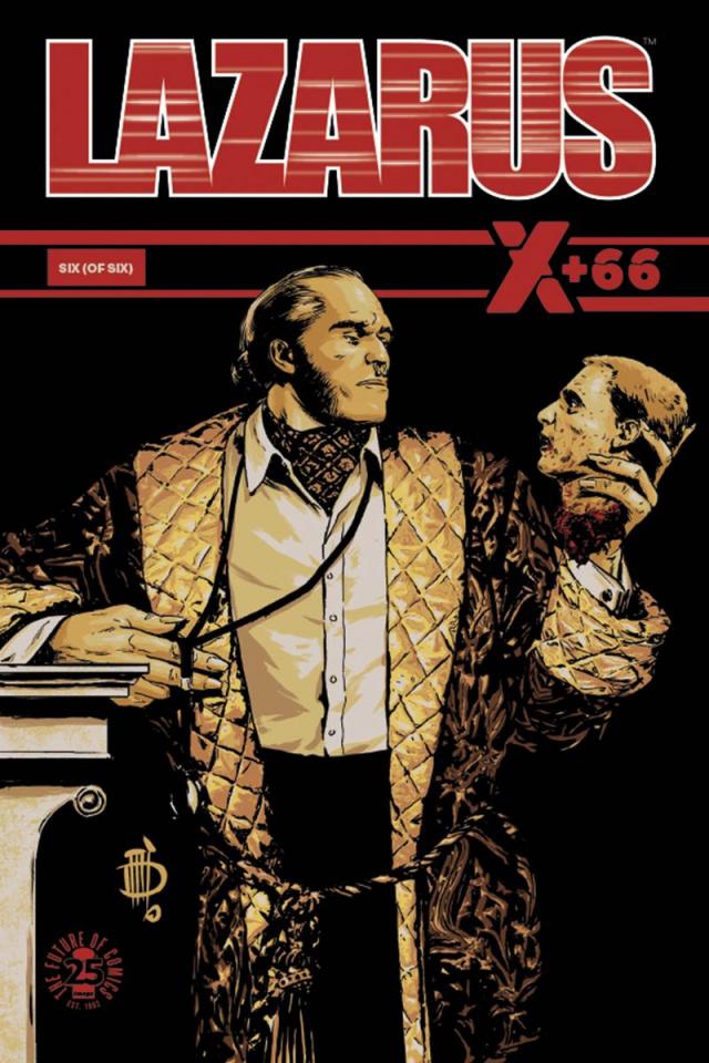 Lazarus: X+66 #6