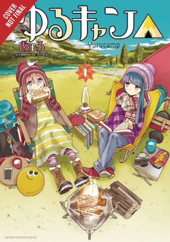 Laid Back Camp Vol. 1