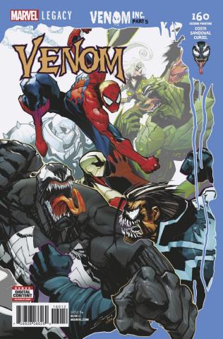 Venom #160 (2nd Printing)