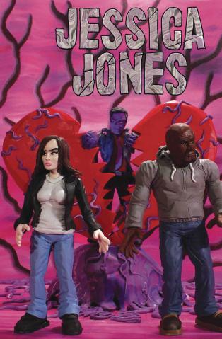 Jessica Jones #11 (Mr. Oz Cover)