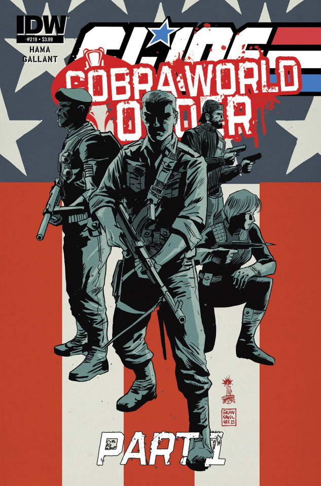 G.I. Joe: A Real American Hero #219