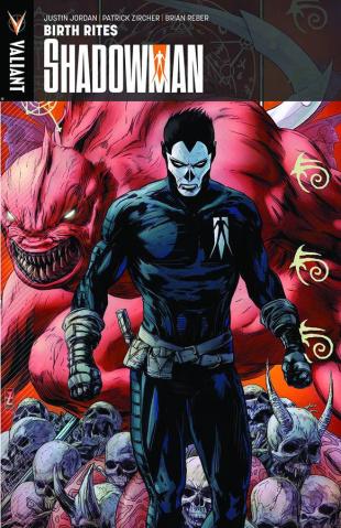 Shadowman Vol. 1: Birth Rites