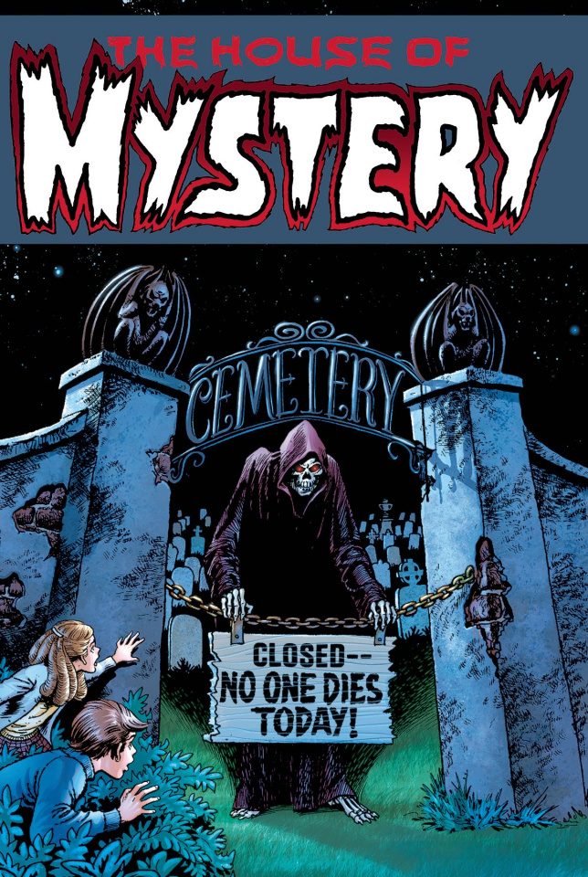 House of Mystery: The Bronze Age Vol. 2 (Omnibus)