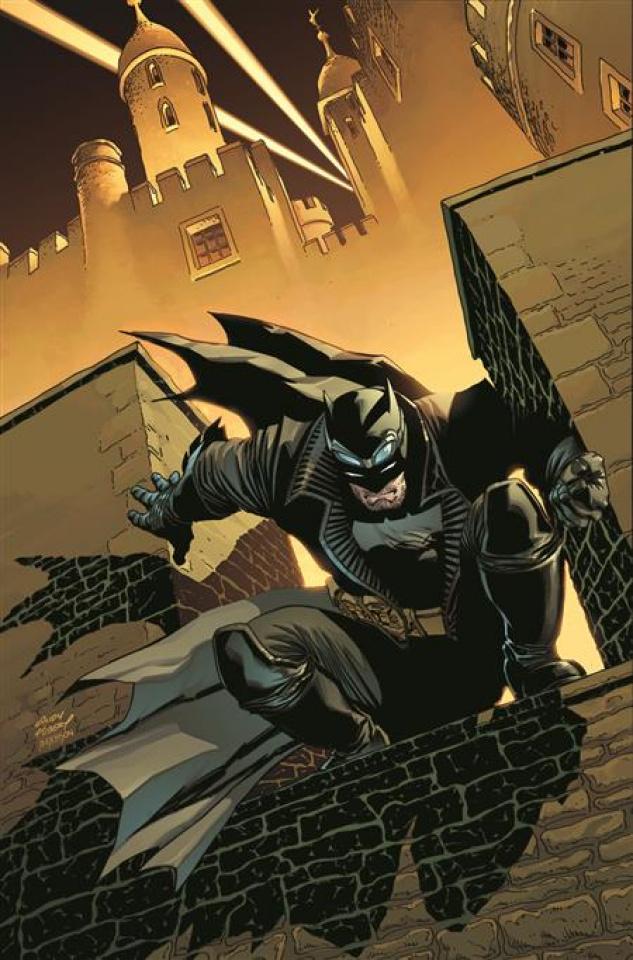 Batman: The Dark Knight #1 (Andy Kubert Card Stock Cover)