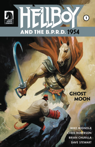 Hellboy and the B.P.R.D. 1954: Ghost Moon #1