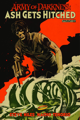 Army of Darkness: Ash Gets Hitched #2 (Francavilla Cover)