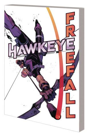 Hawkeye: Freefall