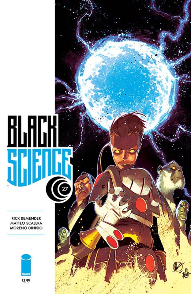 Black Science #27